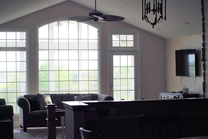 Living Room at Aviary Recovery Center - Missouri Addiction Treatment Center