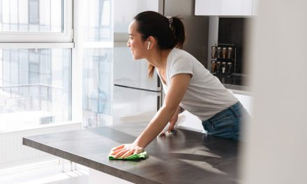 When You Are in Recovery, Keeping Things Clean Is a Great Way to Stay Clean